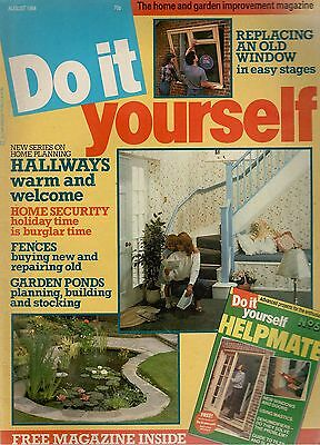1984 august 24510 do it yourself magazine replacing an old window 1984 august 24510 do it yourself magazine replacing an old window 200 picclick uk solutioingenieria Gallery