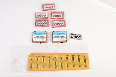 Omega Temperature Labels 4C-400 4B-400 T-Dot Temperature Detectors 8150-44