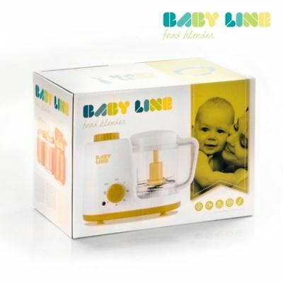 Mixer und Dampfgarer Appetitissime Baby Line (0,5 L / 150 W)