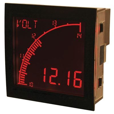 Trumeter apm-amp-ano APM Ammeter Negative LCD-Display Ausgänge