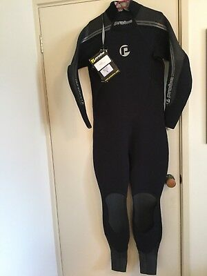 Probe Men's Wetsuit XL 3mm Inferno Semi Dry 8003M BRAND NEW