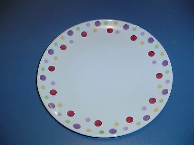 Pampered Chef Dots Dinner Plate(s)