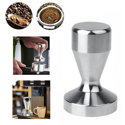 51mm Stainless Steel Coffee Tamper for Coffee Machine Espresso Latte Cappuccino