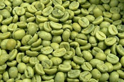 100% Jamaican Blue Mountain Green Unroasted  Raw Coffee Beans Unroasted 5 Pounds