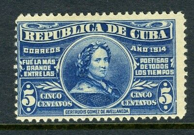 Hispania  #263  Avellaneda1914 issue (Mint HINGED) cv$14.00