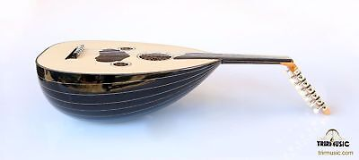 Turkish Quality Walnut String Instrument Oud Ud AO-108G