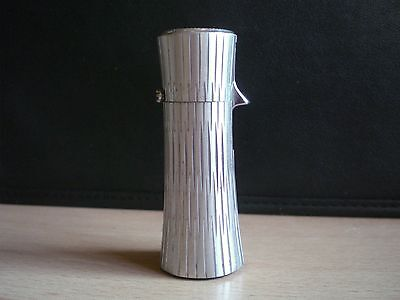 Ronson LADYLITE  WOODBRIDGE U.S.A. MKII lighter varaflame in alluminio 1970