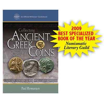 Collecting Ancient Greek Coins Book by Paul Rynearson