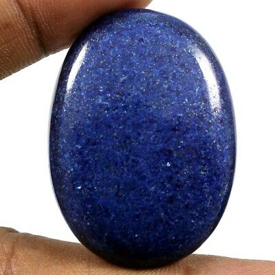 80.55ct Excellent Quality Natural Lapis Lazuli Oval Cabochon Loose Gemstone