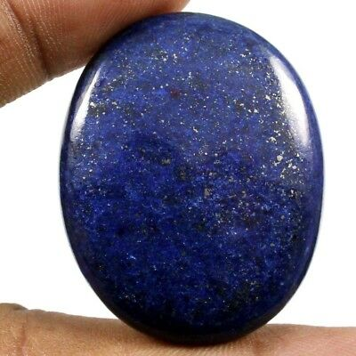 77.45ct Excellent Quality Natural Lapis Lazuli Oval Cabochon Loose Gemstone