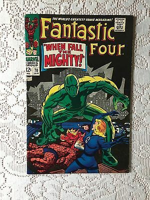 Marvel Comics Fantastic Four # 70 1968 VF-