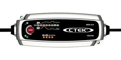 "CTEK Multi MXS 5.0 12V Battery Charger Replaces XS4003 ""SMART CHARGER"""