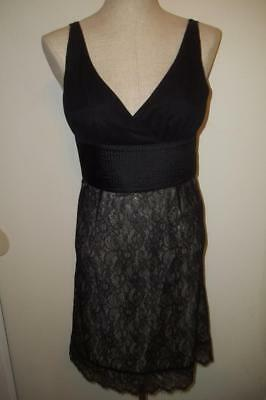 24bc547e60df1 NEW ANTHROPOLOGIE PEEKING Needlework Lace Dress by Moulinette Soeurs ...