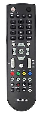 Replacement Remote Control For Ferguson RCU-540