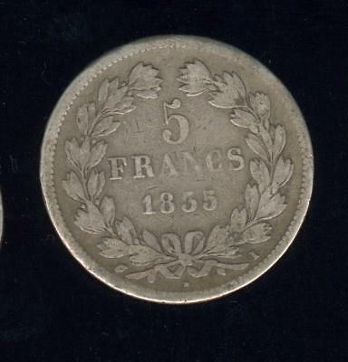 5f Louis Philippe   1835 I Limoges