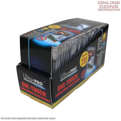 Ultra Pro Specialty Series 35pt Magnetic One Touch Card Protectors .89mm x 25