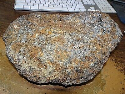 Habaswein meteorite Pallasite-Now Sericho 6.7 kg BEAUTIFUL HUGE METEORITE; KENYA