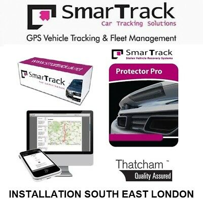 Car Tracker | SmarTrack Protector Pro Global GPS Car Tracking | South East