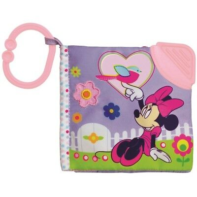 Minnie Mouse Activity Soft Storybook