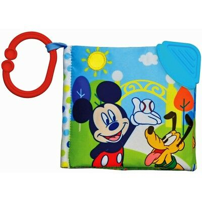 Mickey Mouse Activity Soft Storybook