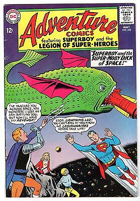 Adventure Comics #332 with Superboy & The Legion of Super-Heroes, F-VF Cond!