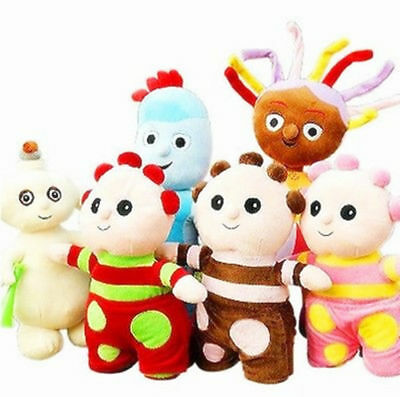 1pc In the Night Garden Large Plush Soft Doll Bear Baby Kids Child Gift Play Toy
