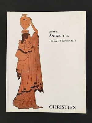 Christie's – Antiquities – 6th October 2011 ( Like New )