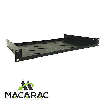 "1U 300mm DEEP H/D CANTILEVER SHELF (19"" Inch Rack-Mount Application)"