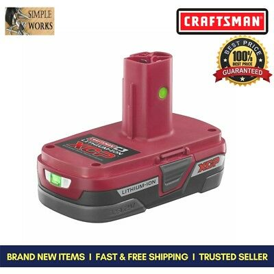 Craftsman C3 19.2 Volt XCP Compact Lithium Ion Battery Pack