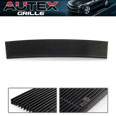 For Toyota Tacoma Black Aluminum Billet Main Grille Grill Insert 1998 1999 2000