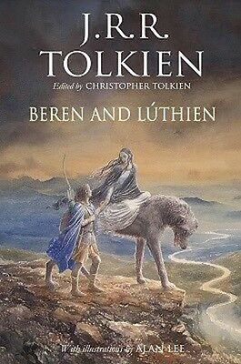Beren and Luthien by J. R. R. Tolkien. Signed by the Illustrator (Hardback,2017)