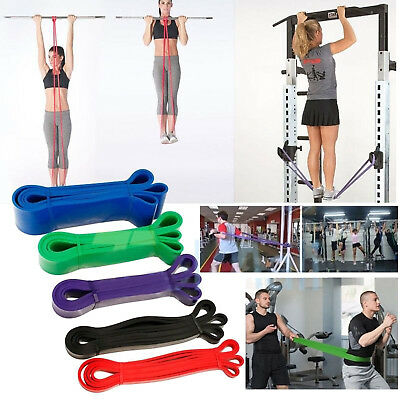 AU Resistance Bands / Pull-Up Assistance - for Assisted Pull Ups / Power Lifting