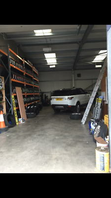 Tyre Garage Business For Sale In Perth Ph1 3Tr In Fast Growing Industrial Estate
