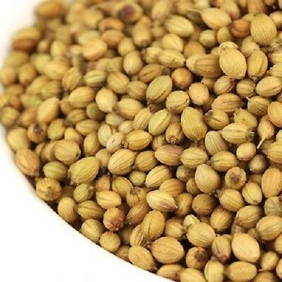Coriander-Coriandrum Sativum-Dhania-50g-Cilantro Whole,Ground Seeds Supplyist
