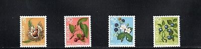 Switzerland Pro Juventute 1973 Children's Funds Fruits of the Forest SG J241/4