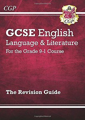 GCSE English Language and Literature Revision Guide - for the by CGP Books New