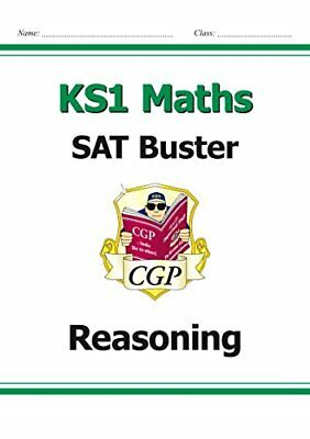 KS1 Maths SAT Buster: Reasoning (for the 2019 tests) ( by CGP New Paperback Book