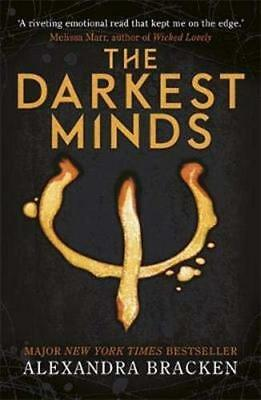 The Darkest Minds: Book 1 (A Darkest Min by Alexandra Bracken New Paperback Book