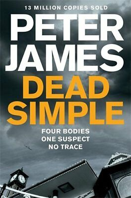 Dead Simple (Roy Grace) by Peter James New Paperback Book