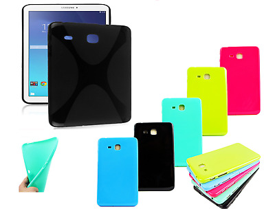 Ultra Thin Slim Protective Silicone Tpu Cover Case Skin For Samsung Tab Models