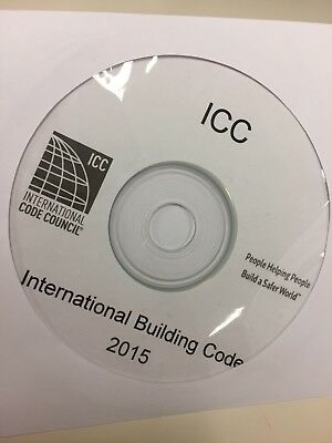 International Building Code 2015 (CD)