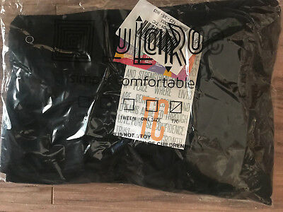 NWT LuLaRoe Solid Black Tall and Curvy TC Leggings Noir Collection