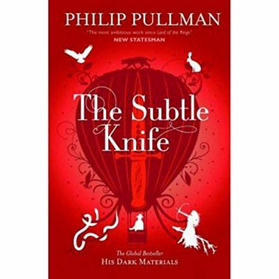 The Subtle Knife (His Dark Materials) by Philip Pullman New Paperback Book