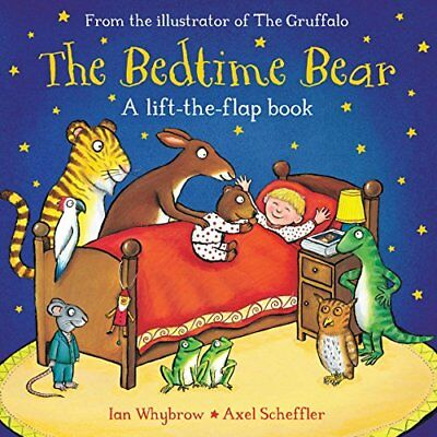The Bedtime Bear (Tom and Bear) by Ian Whybrow New Board book Book