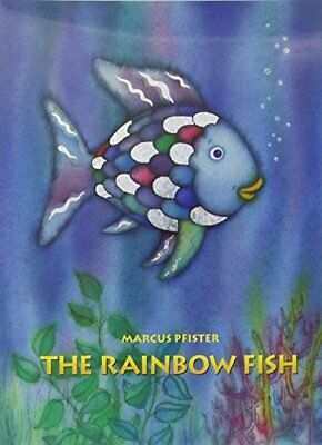 The Rainbow Fish by Marcus Pfister New Paperback Book