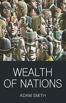 Wealth of Nations (Classics of World Literature by Adam Smith New Paperback Book
