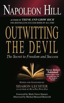 Outwitting the Devil: The Secret to Freedom  by Napoleon Hill New Paperback Book