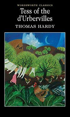 "Tess of the d""Urbervilles by Thomas. Hardy New Paperback Book"