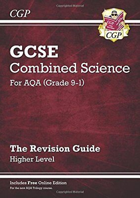 New Grade 9-1 GCSE Combined Science: AQA Revision Guide with  by CGP Books New