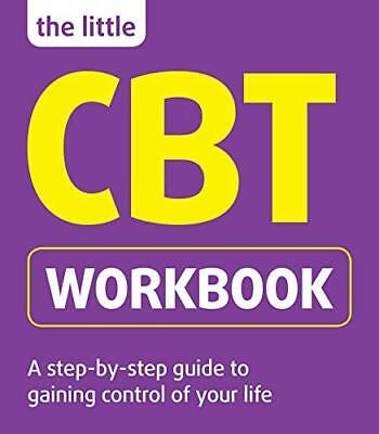 The Little CBT Workbook by Dr. Michael Sinclair New Paperback Book